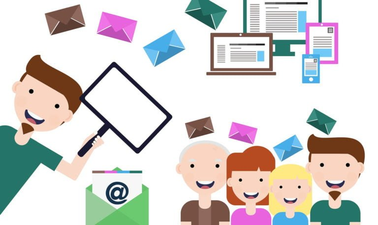 Email marketing gestione lead