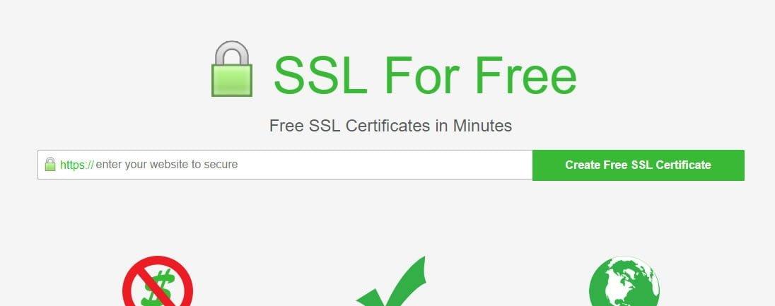certificati ssl gratuiti