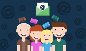Creare una mailing list