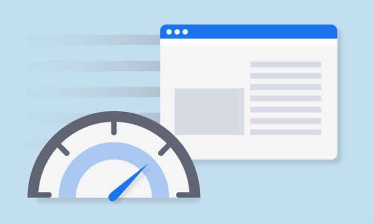Velocità del sito web