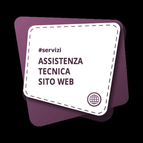 Assistenza tecnica sito web