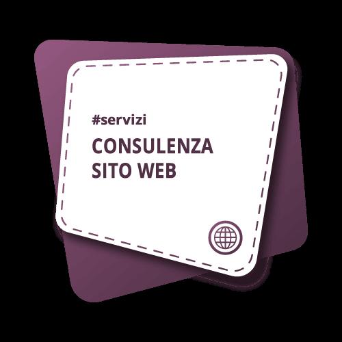 Consulenza sito web