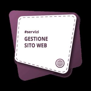 Gestione sito web