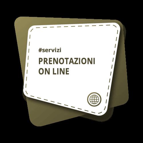 Prenotazioni online