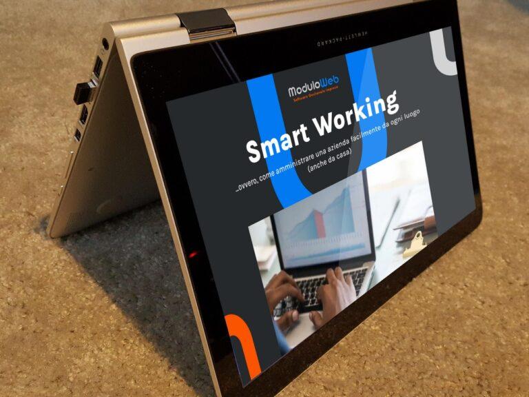 Smart Working Gestionale